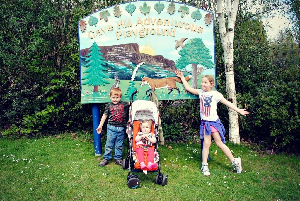 Cavehill Adventure Park – Part One.