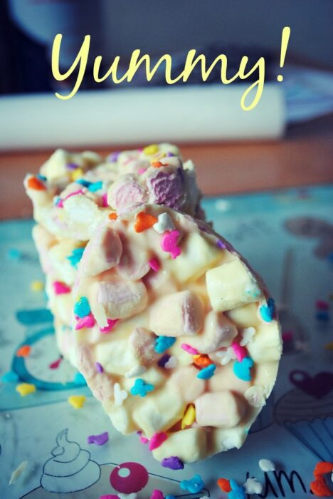 Easter Marshmallow Treats