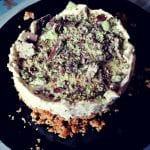 mint aero cheesecake recipe