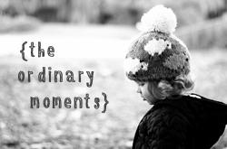 Ordinary Moments Badge