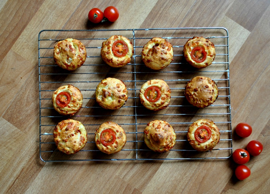 Toddler Treats #3 – Cheesy Tommy Muffins