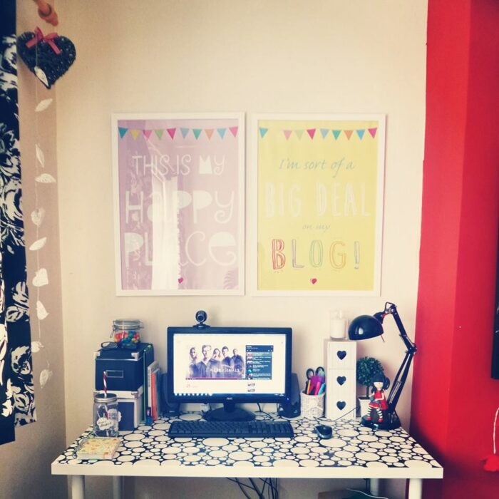 Blog Space inspiration