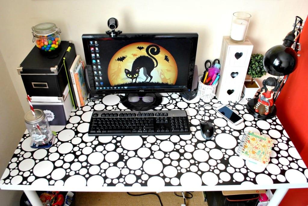 Blog space DIY