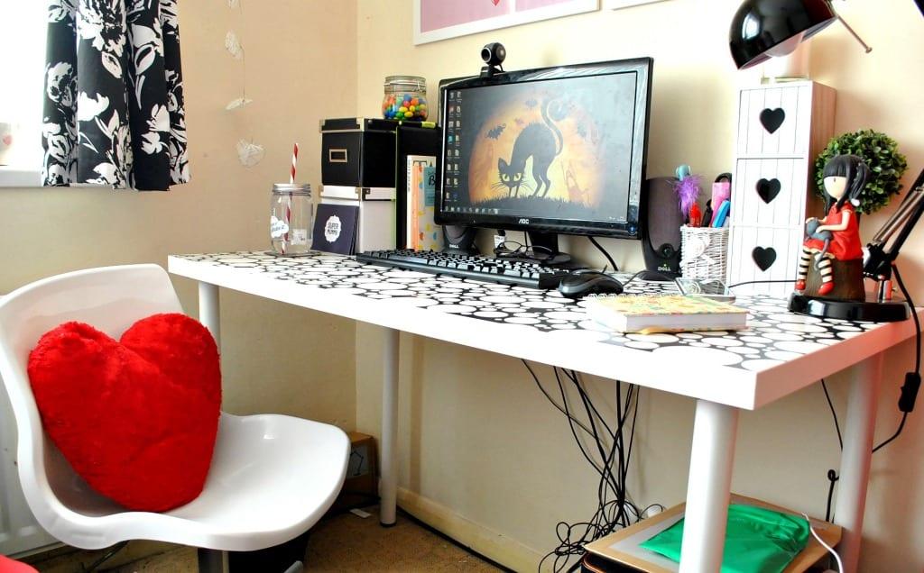 Blogging space ideas