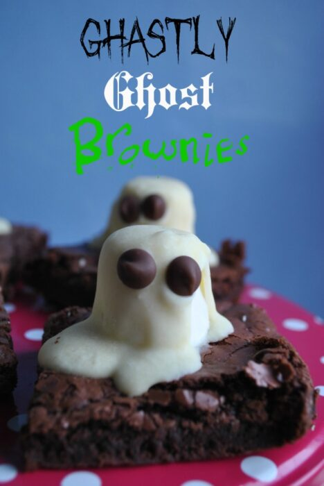 halloween-ghost-brownies