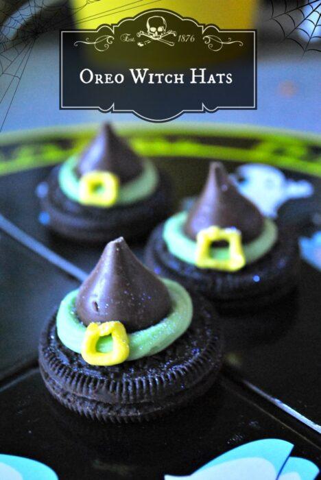 Halloween-Oreo-Witch-Hats
