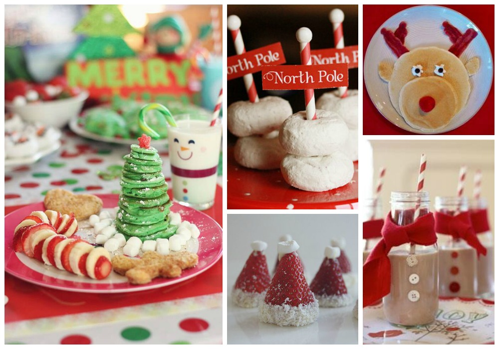 North Pole Breakfast Ideas Includes Free Printables
