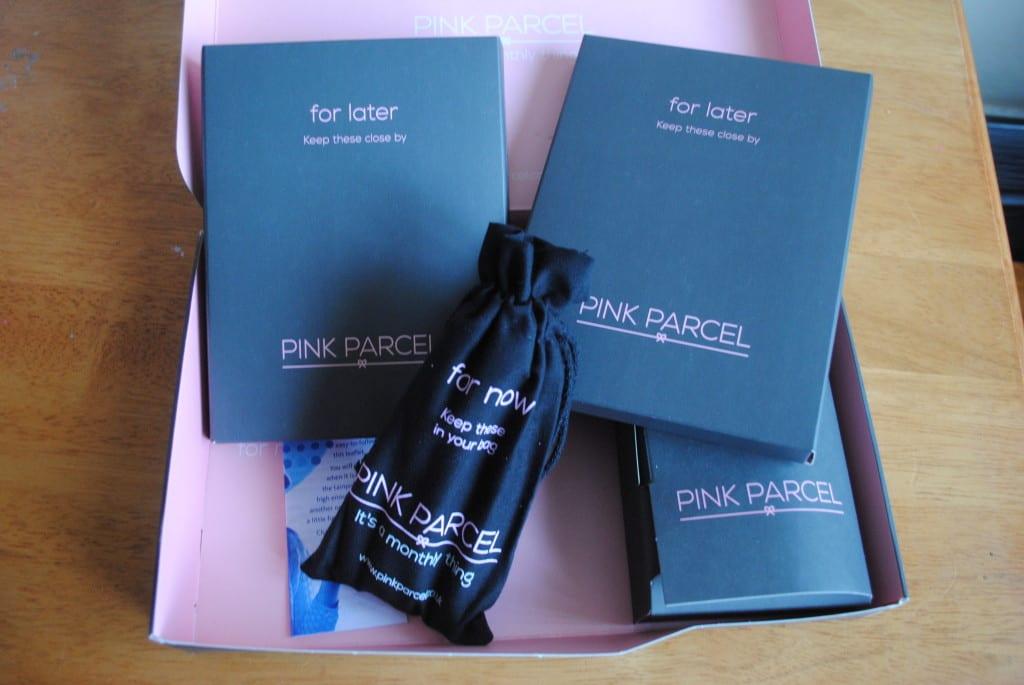 pink parcel review
