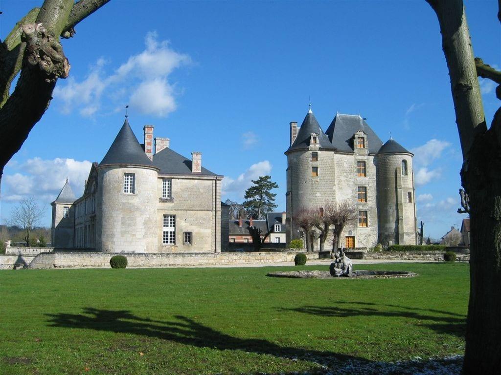 Chateau-de-Vic-sur-Aisne