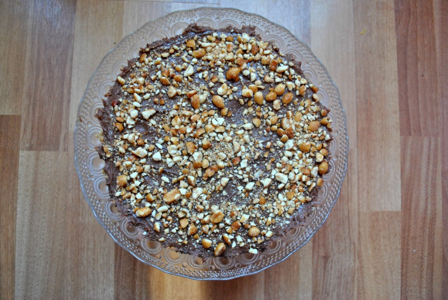 Nutella Cheesecake recipe