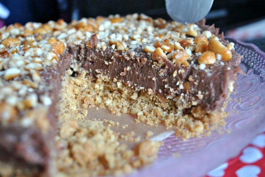 Nutella Cheesecake Recipe!