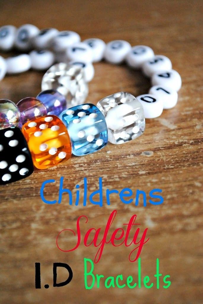 Safety bracelets