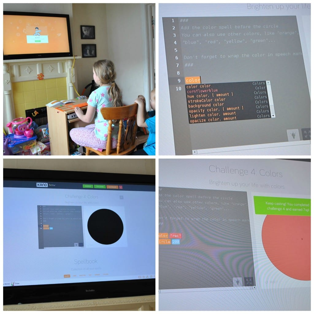 kano - coding for kids