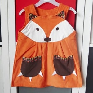 Wild things funky dress