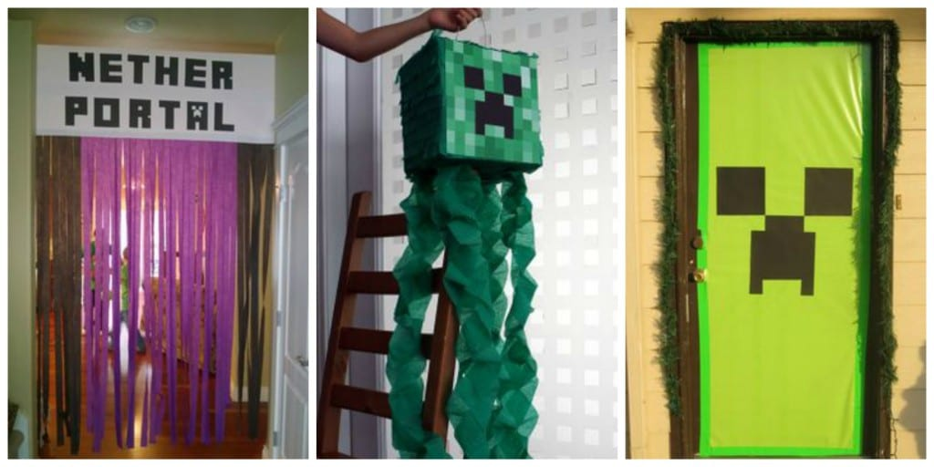 Planning A Minecraft Sleepover Party
