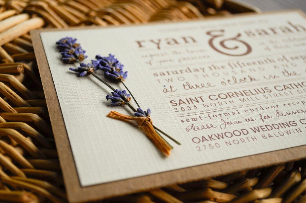 Budget Bride - August issue - Wedding Invitations & a little DIY ...