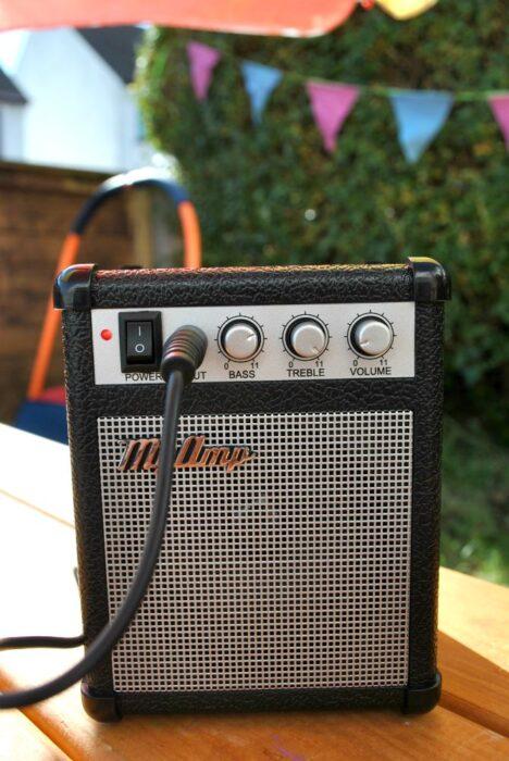 my amp 4