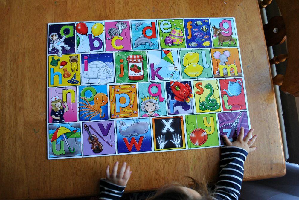 Alphabet Jigsaw_SuperBusyMum2