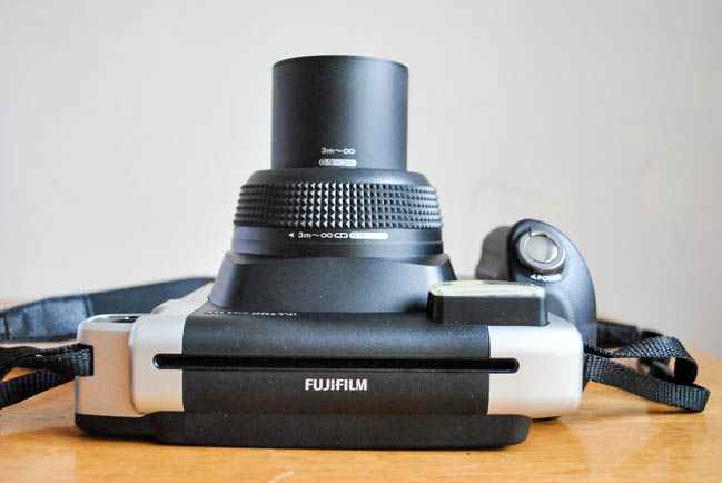 Fujifilm wide 300 review