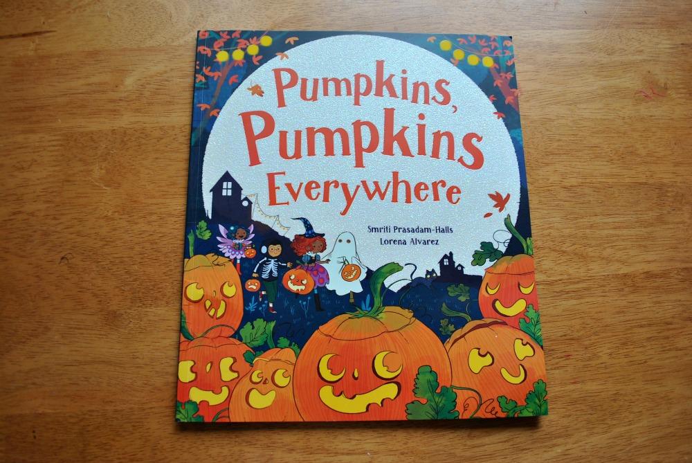 Pumpkins everywhere Parragon Books Super Busy Mum