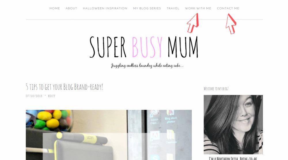 blog brand ready