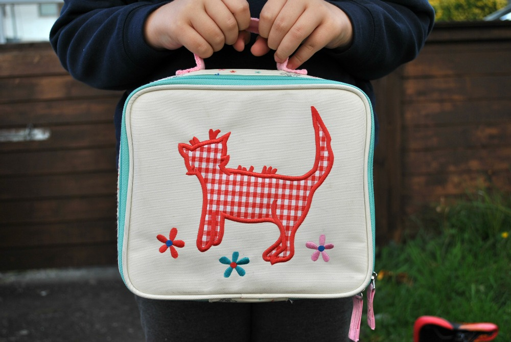 pink lining lunchbox kids review