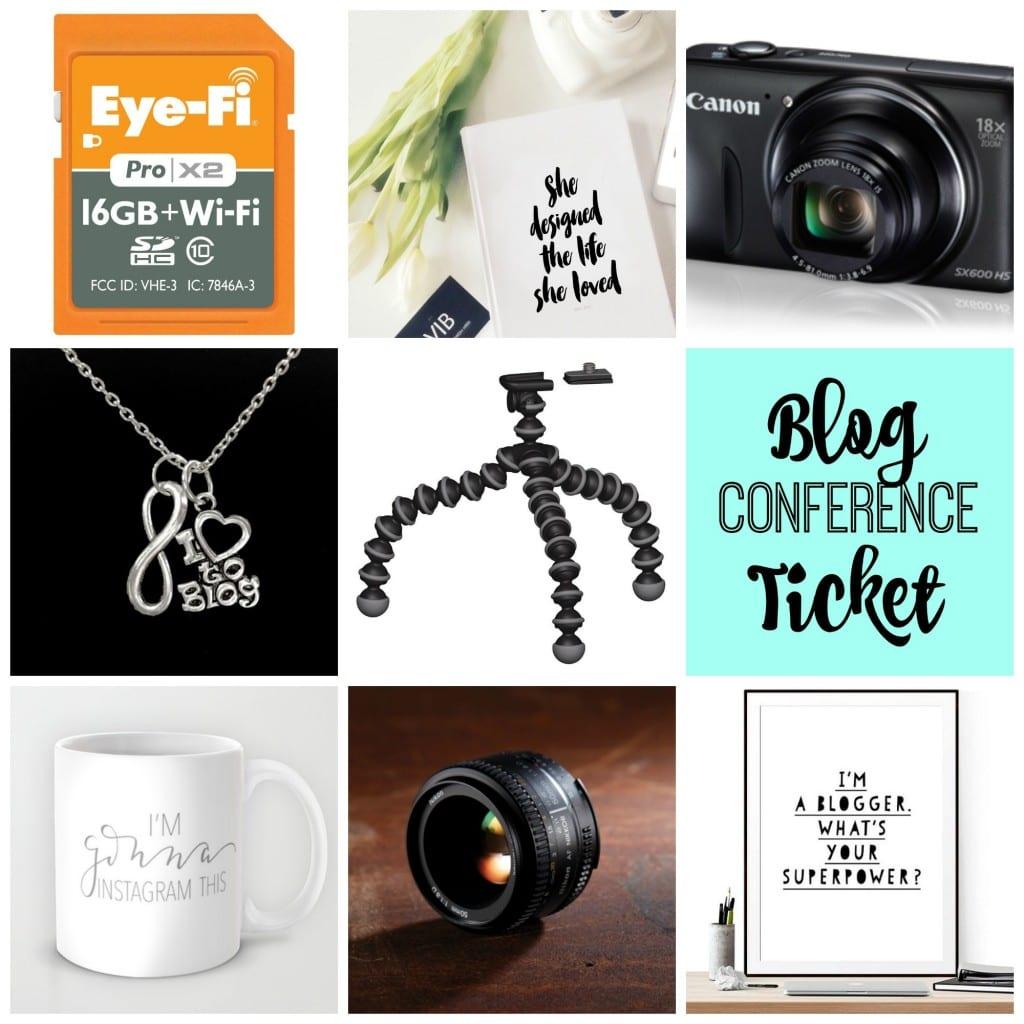 Bloggers Christmas wishlist