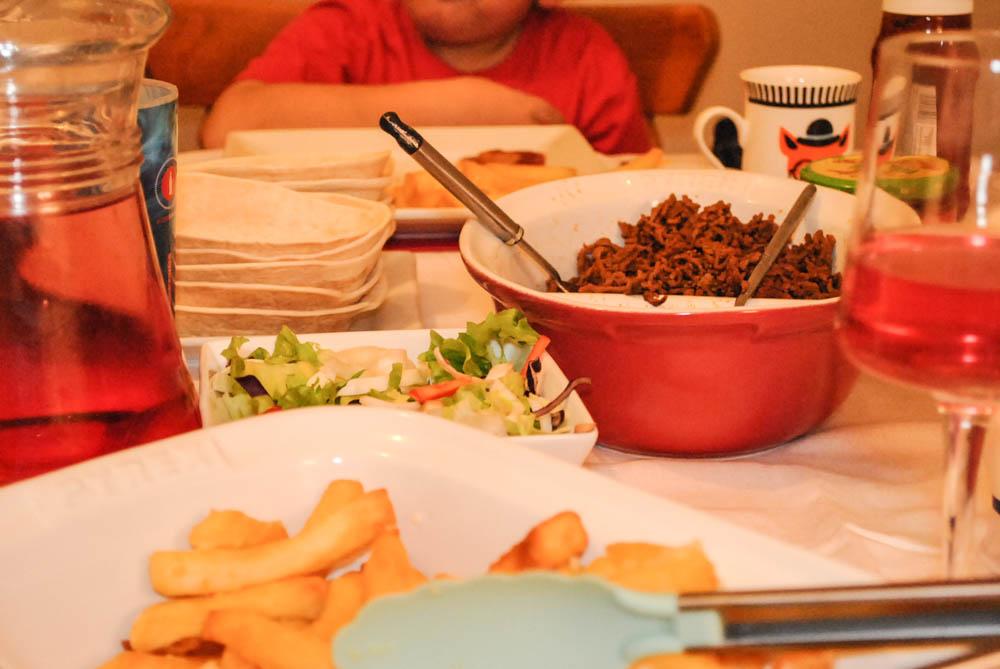 Homebase dinner party