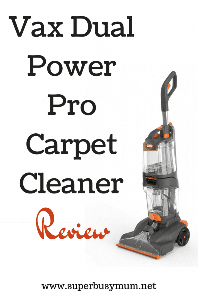 Vax DualPower ProCarpet Cleaner