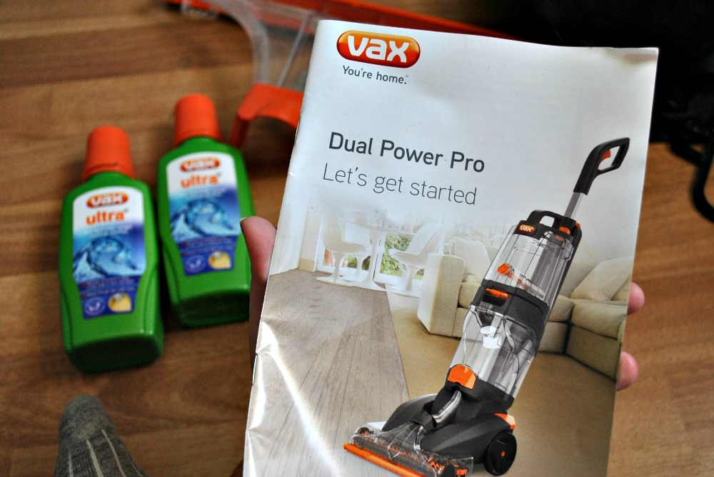 vax cleaner review