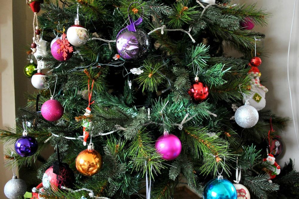 Christmas tree mill race garden centre