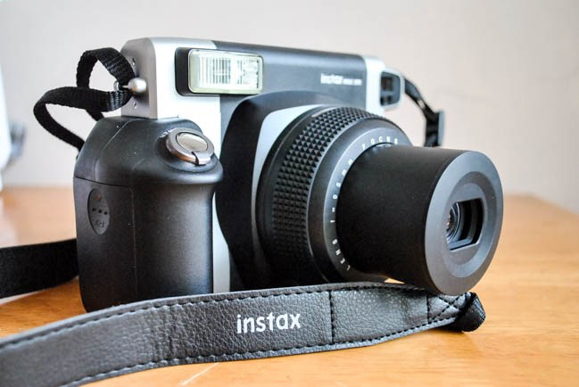 Fujifilm 300 WIDE instax Review