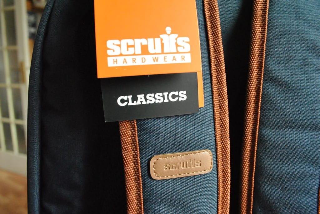 Scruffs workwear rucksack
