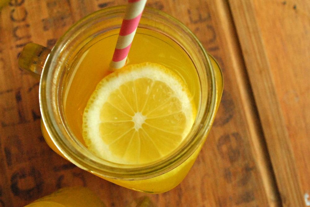 lemon and orange squash