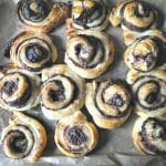 chocolate pinwheels recipe