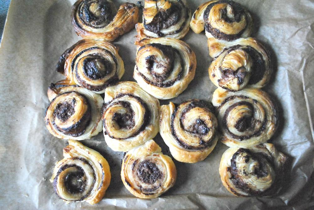Recipe – Chocolate Pinwheels