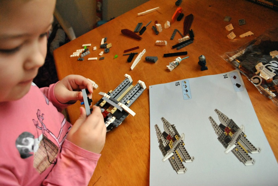 Star wars lego - George at Asda - Super Busy Mum
