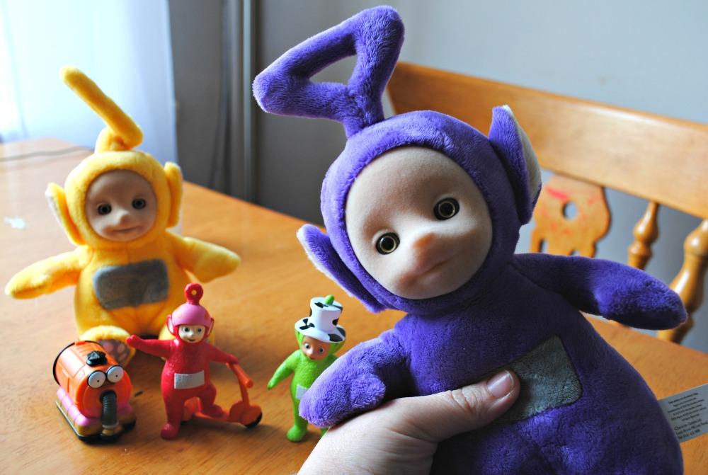 Teletubbies toys