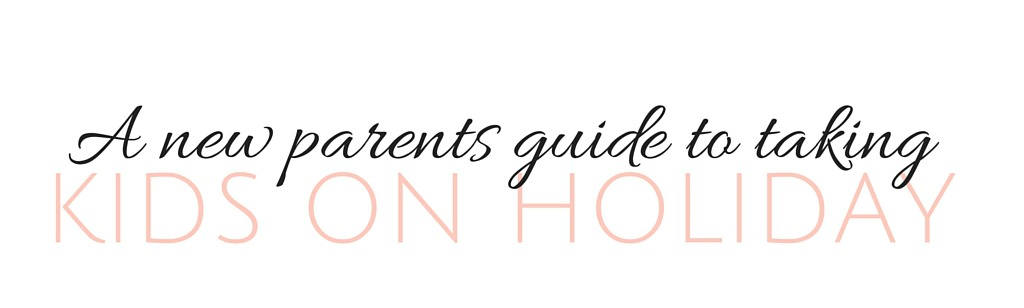A New parents guide to taking the1