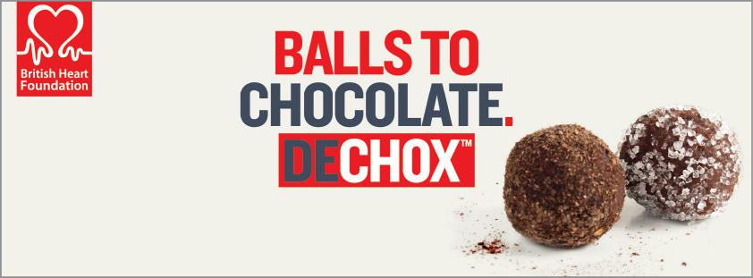 Dechox for British Heart Foundation