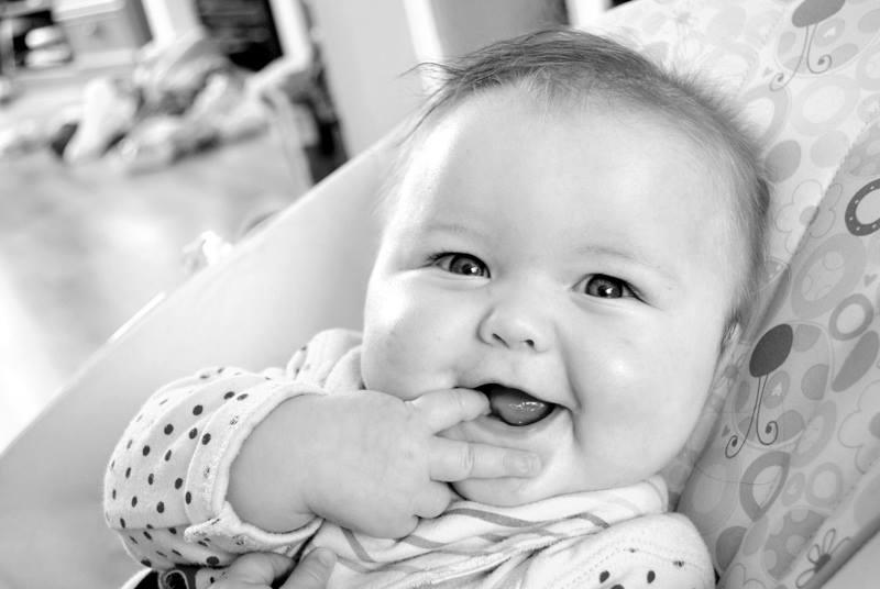 Annabelle - 3 months