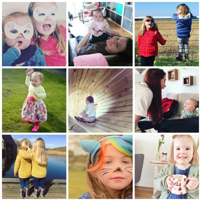 Developing life - An Instagram community
