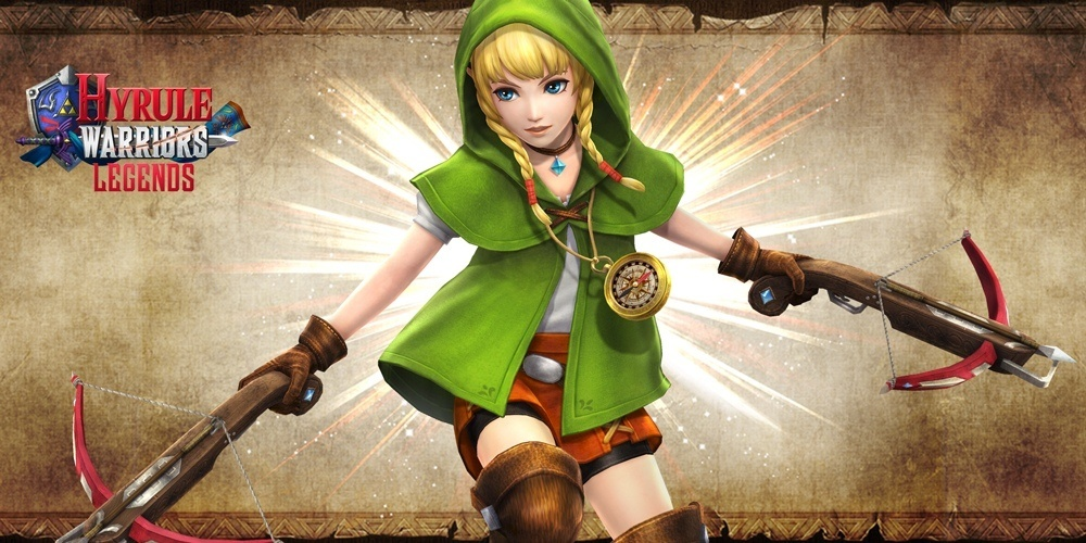 Linkle Hyrule Warriors