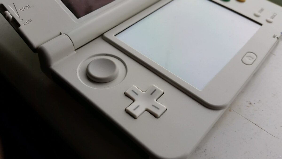Nintendo 3DS c-stick