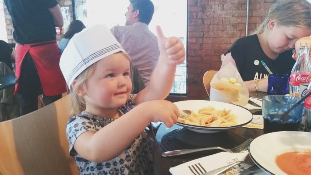 Pizza Express Review