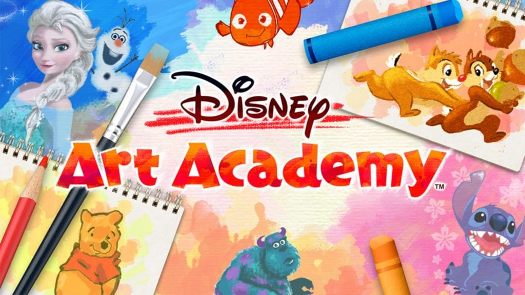Disney's Art Academy for 3DS, Game Review
