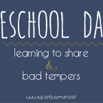 preschool days