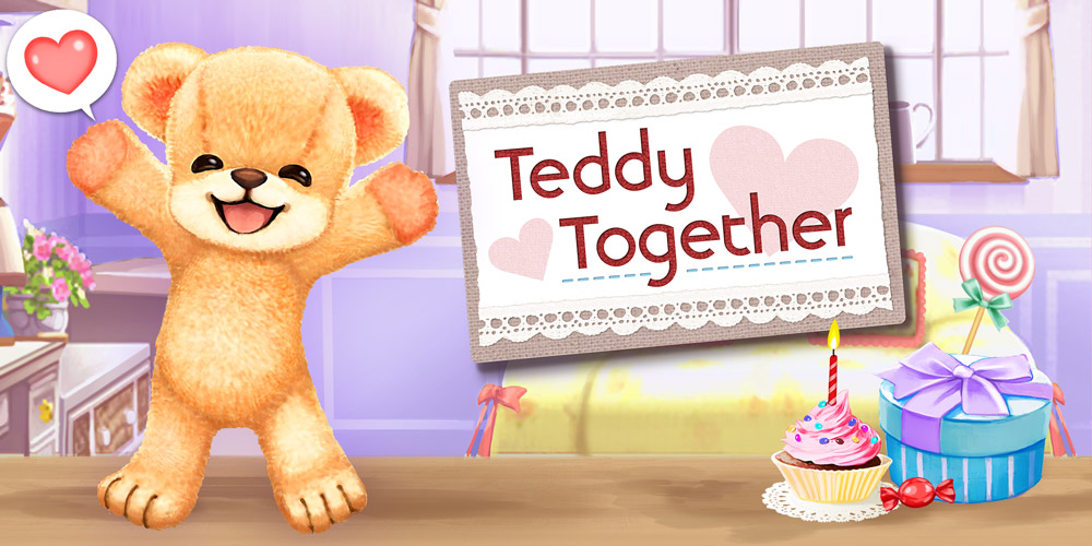 Game review for Teddy Together with Nintendo 3DS