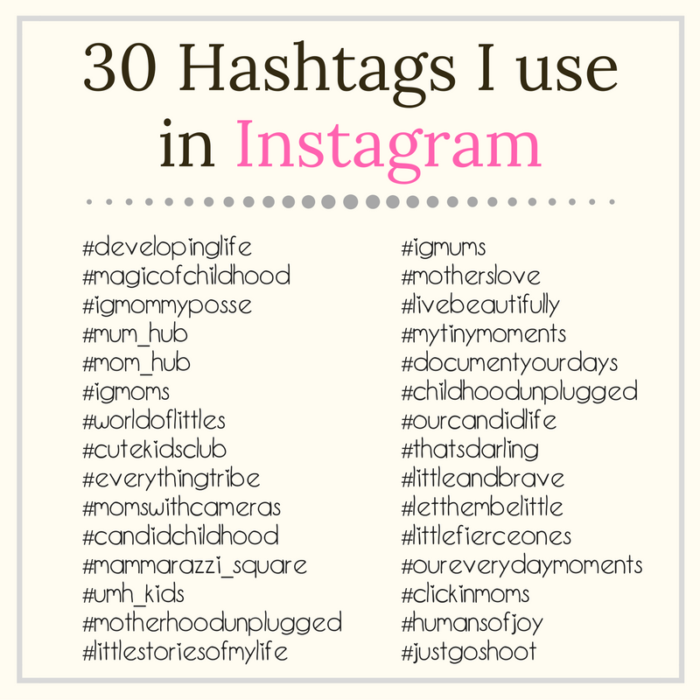 Instagram Best Food Hashtags