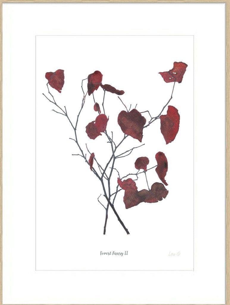 Botanical-themed-print